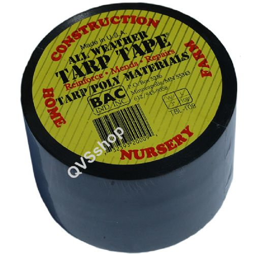"Tarpaulin Tape 3"" Wide 